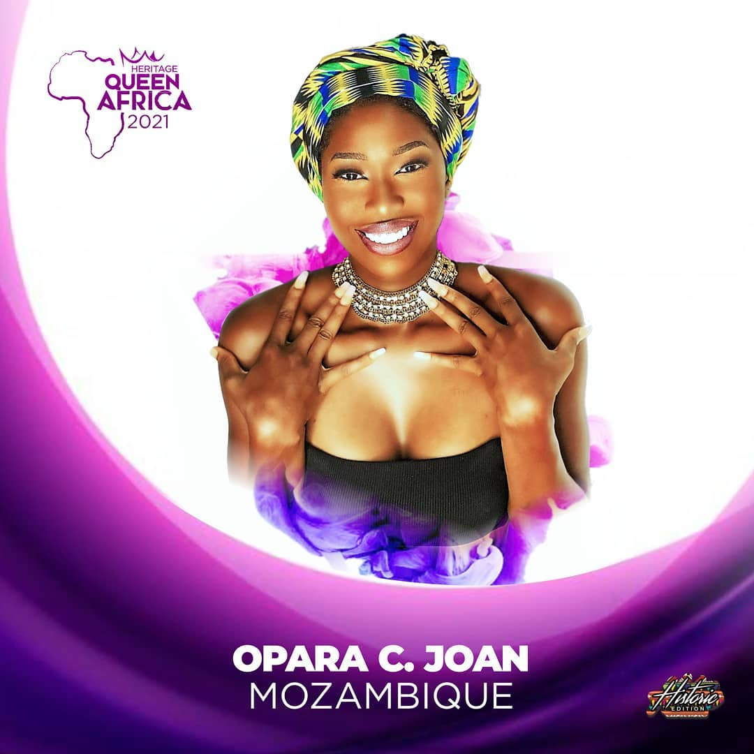 candidatas a heritage queen africa 2021. final: 19 june. - Página 2 BPsE3N