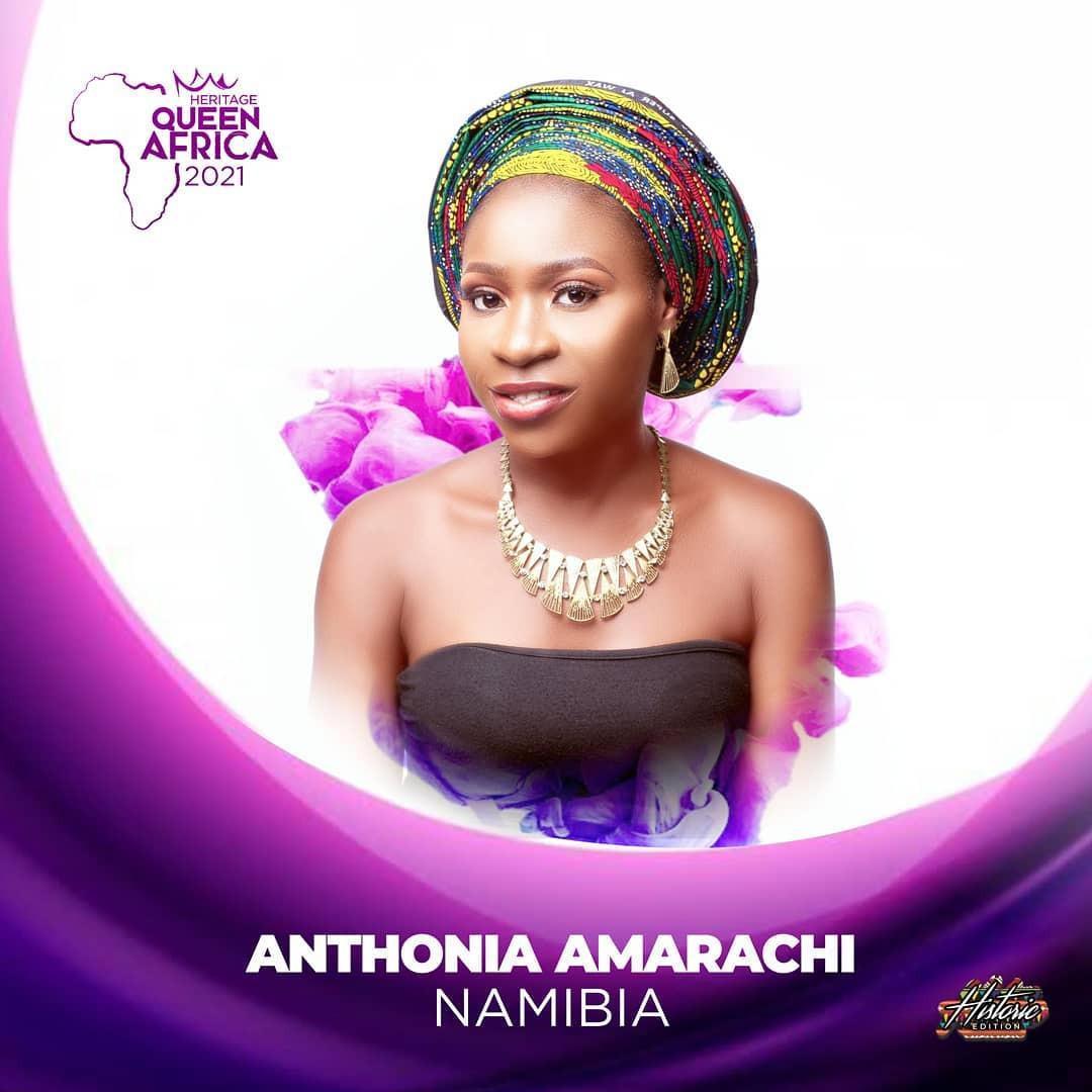 candidatas a heritage queen africa 2021. final: 19 june. - Página 2 BPsjZG