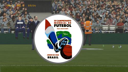 Wipe World Cup 1950 Brazil