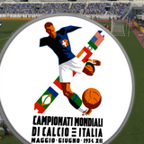 Wipe World Cup 1934 Italy