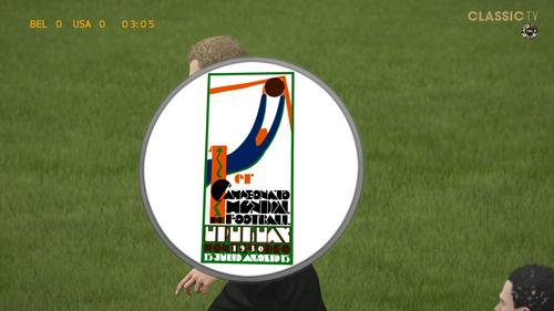 Wipe World Cup 1930 Uruguay