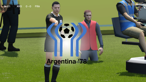 Wipe World Cup 1978 Argentina