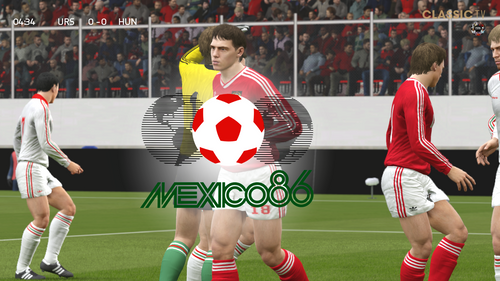 Wipe World Cup 1986 Mexico