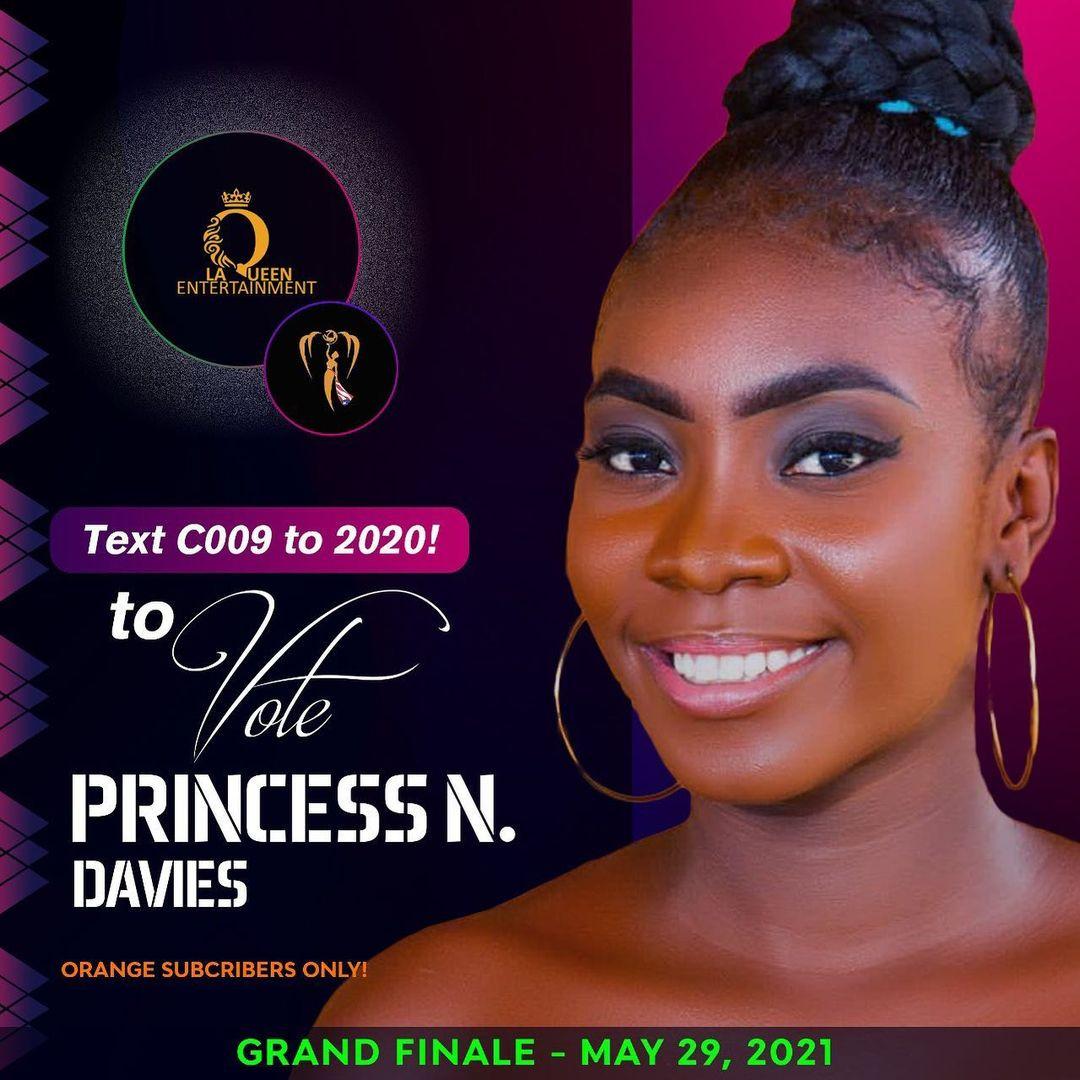 candidatas a miss earth liberia 2021. final: 12 june.  - Página 5 BbeF4V