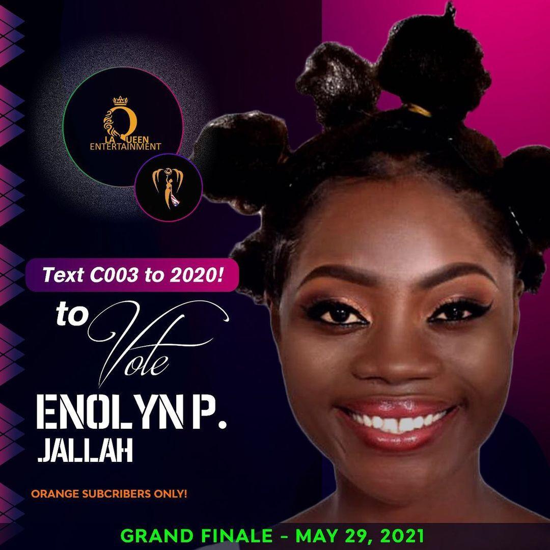 candidatas a miss earth liberia 2021. final: 12 june.  - Página 5 BbepFp