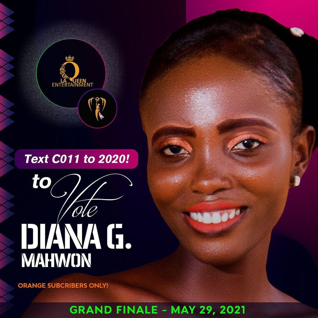 candidatas a miss earth liberia 2021. final: 12 june.  - Página 5 BberFV