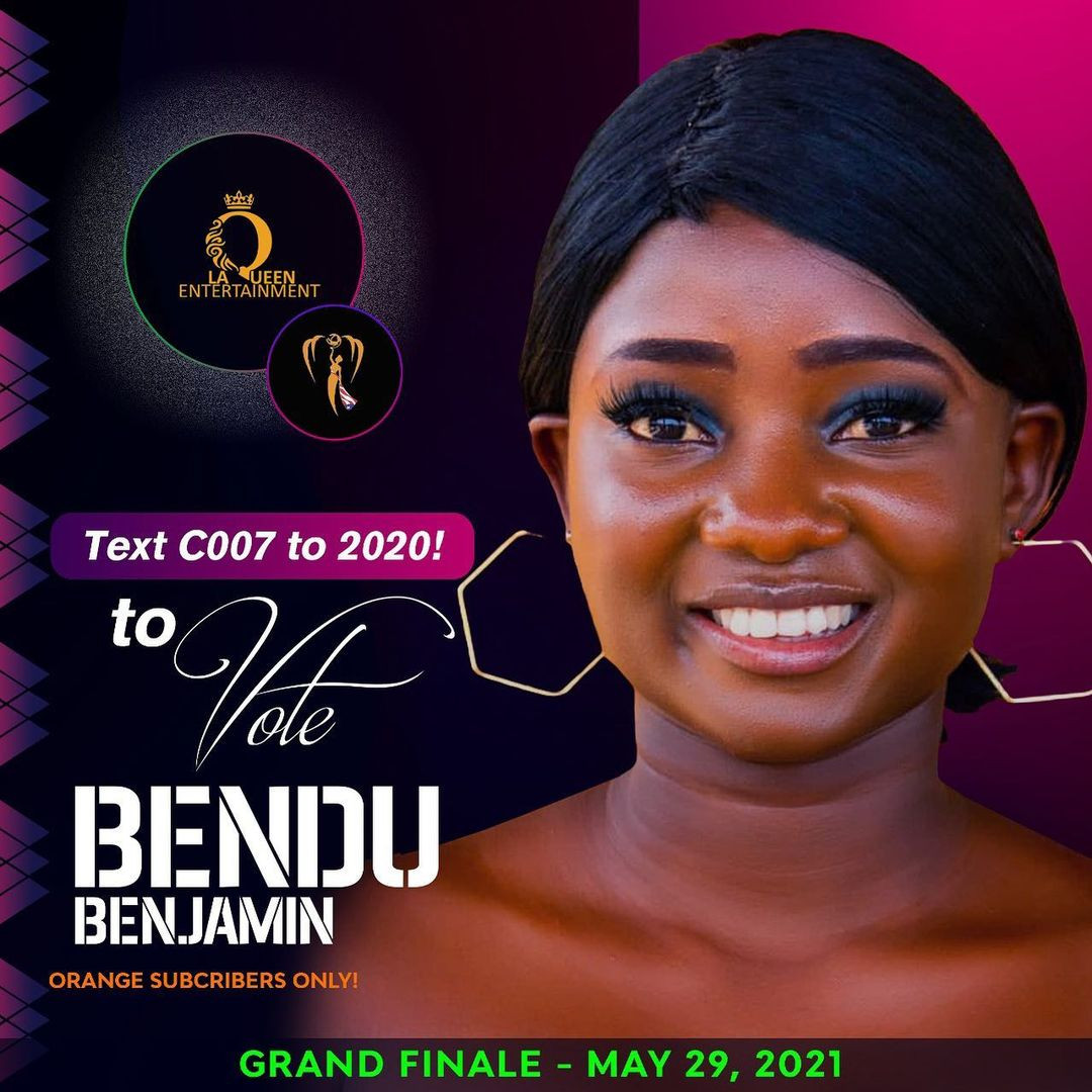 candidatas a miss earth liberia 2021. final: 12 june.  - Página 5 BbeycN