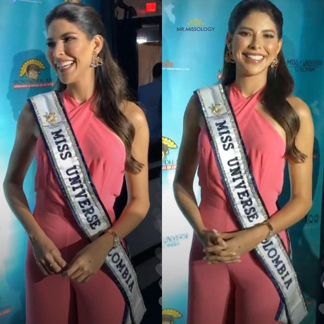 candidatas a 69ᵗʰ miss universe. final: 16 may 2021. sede: florida. - Página 12 Bn6Q99