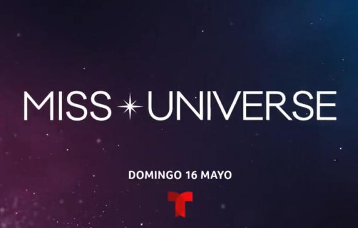 Jacky Bracamontes y Carlos Ponce como los conductores de Miss Universe para Telemundo.  BnUHVp