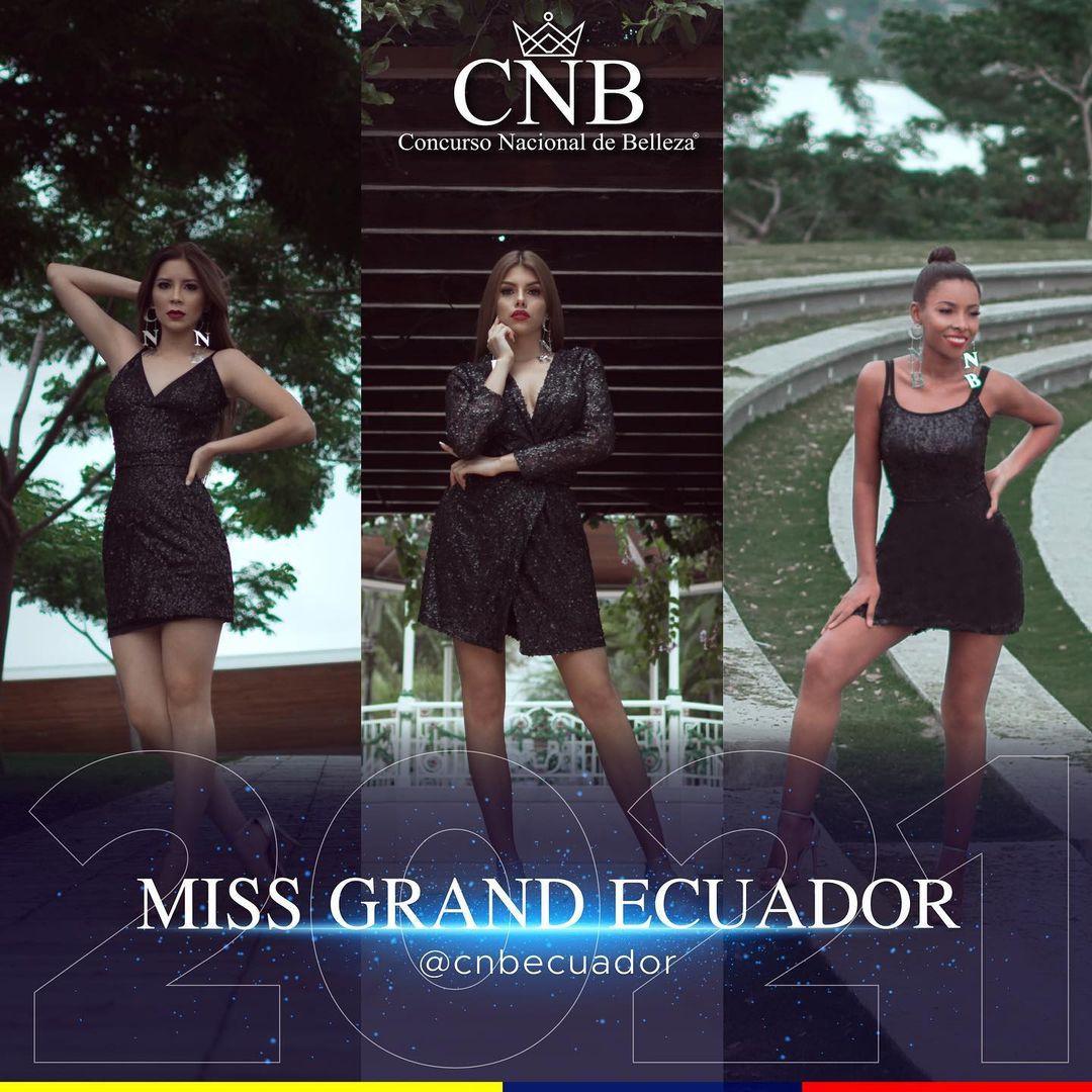 candidatas a miss grand ecuador 2021. final: 26 june. BpzO0B