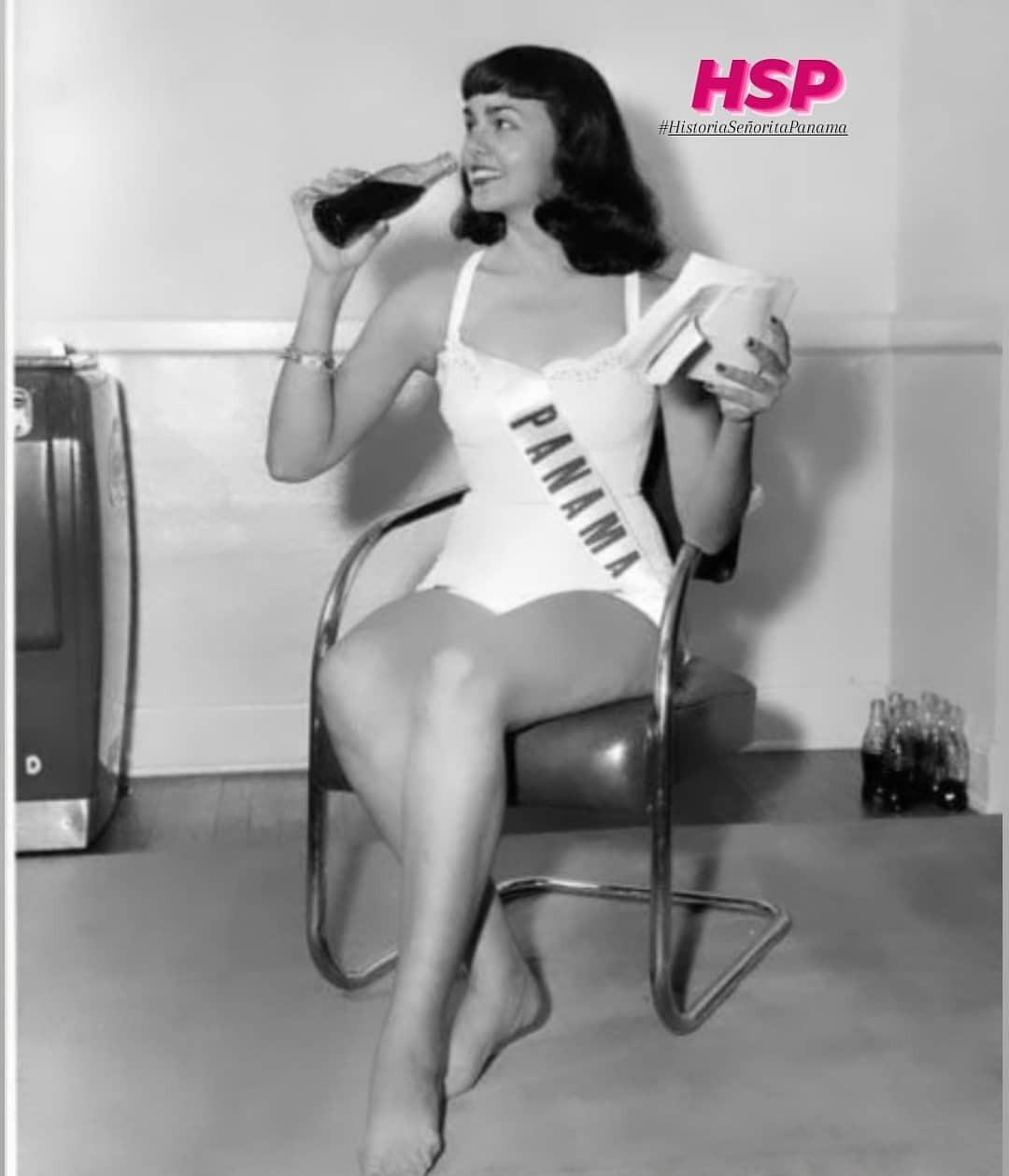 miss universe panama 1953. Br6QsI
