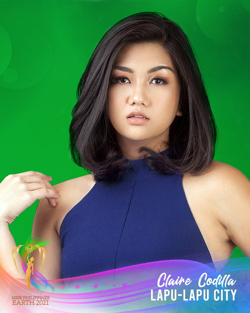 candidatas a miss earth philippines 2021. final: 8 agosto. Btttdg