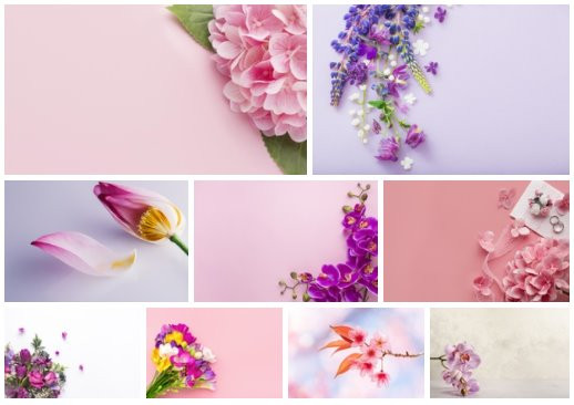 Mixed Flower Photo 9 JPG