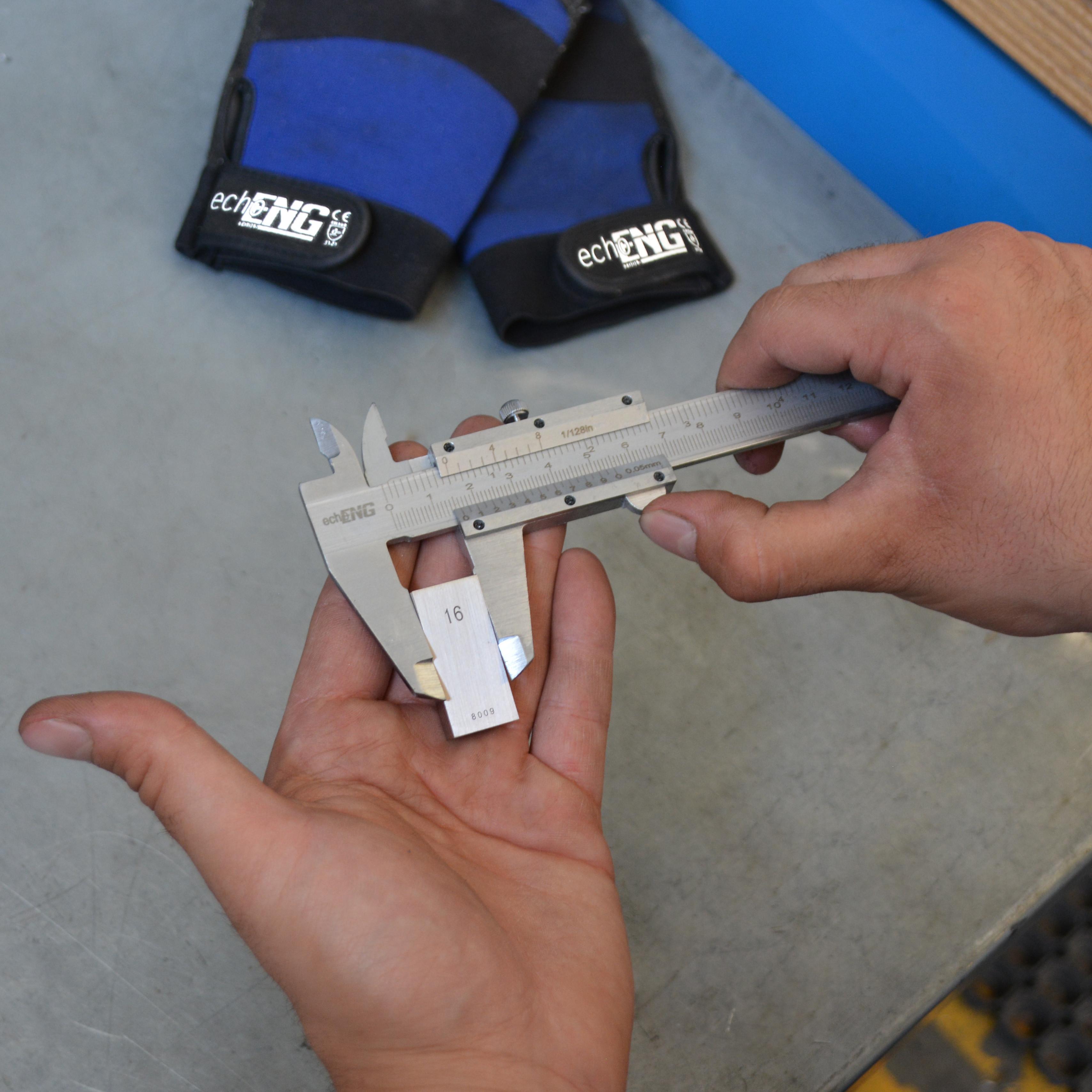 Calibro analogico 150mm - echoENG - SM 10 CCQ0