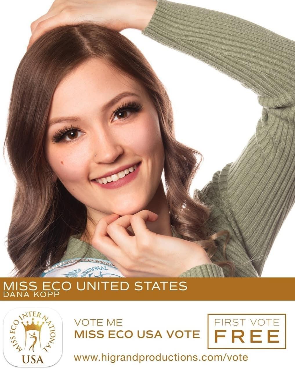 candidatas a miss eco usa 2021. final: 18 june. CJcPnV