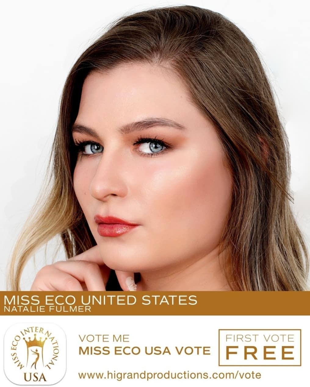 candidatas a miss eco usa 2021. final: 18 june. CJcWuf