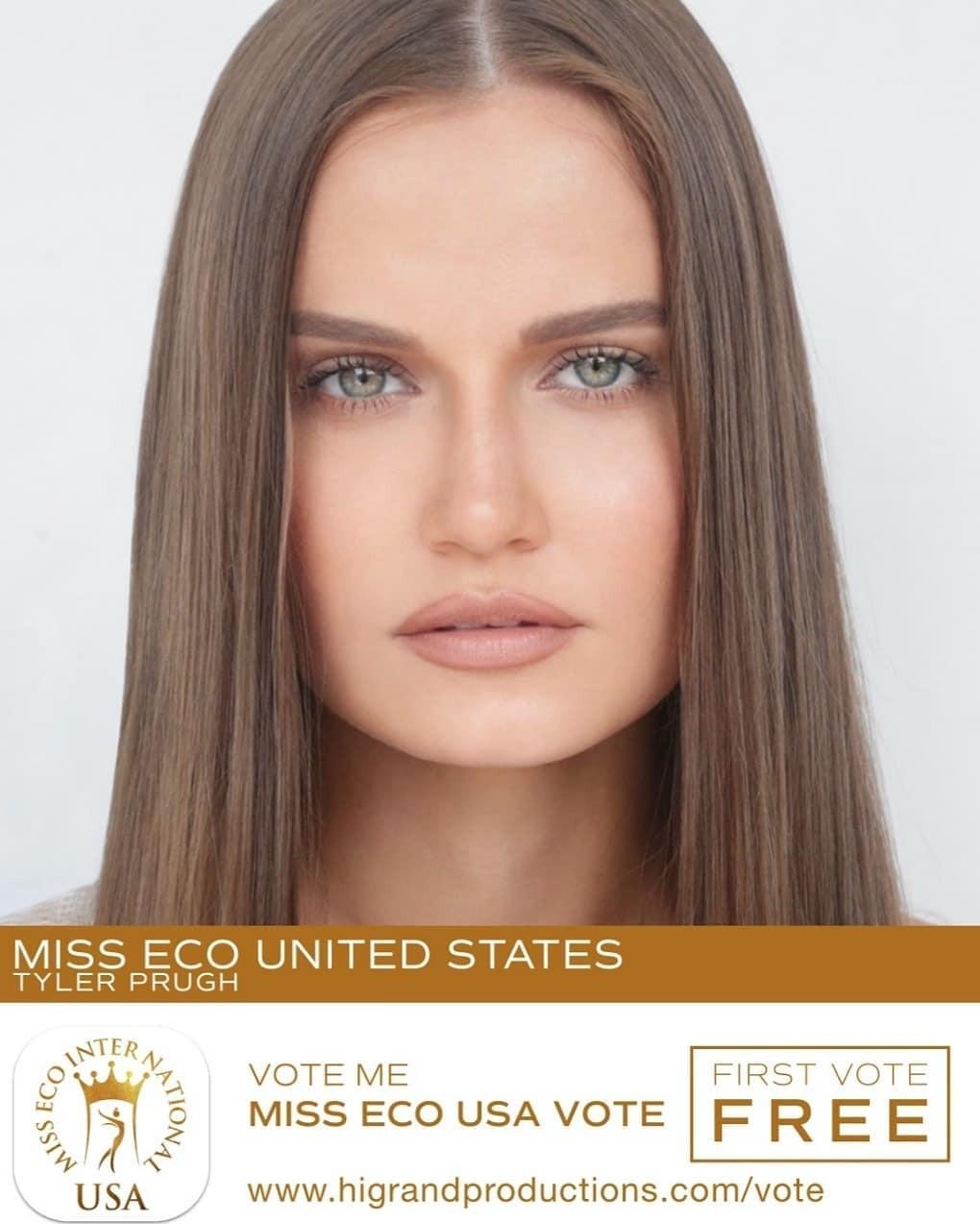 candidatas a miss eco usa 2021. final: 18 june. CJlzV2