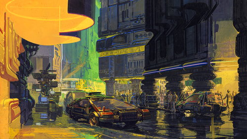 Runner Streets by Syd Mead (Blade Runner) 1981 (16 9 no person).png