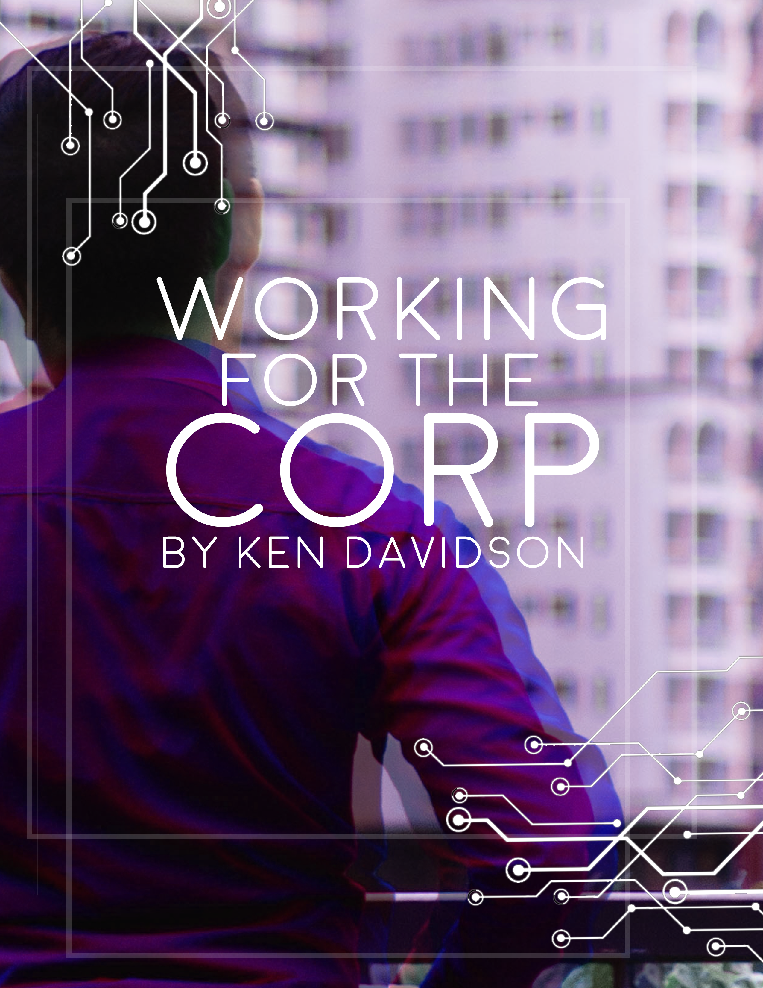 Working For The Corp cover