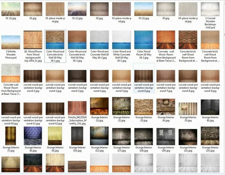 Fotoğrafçılar için Arka Plan Background