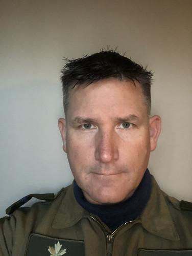 Scott Binkley North Bay AirForce Pilot