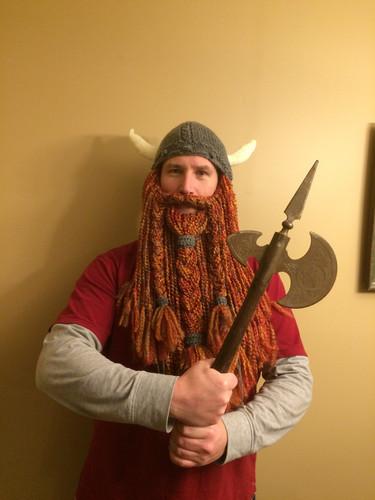 Scott Binkley North Bay Knit Viking Beard Hero