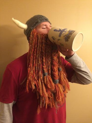 Scott Binkley North Bay Knit Viking Beard Q2