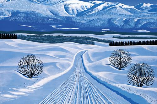 Winter Roads by Hiroshi Nagai.png