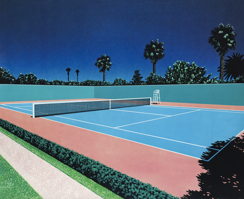 Tennis Court by Hiroshi Nagai.png