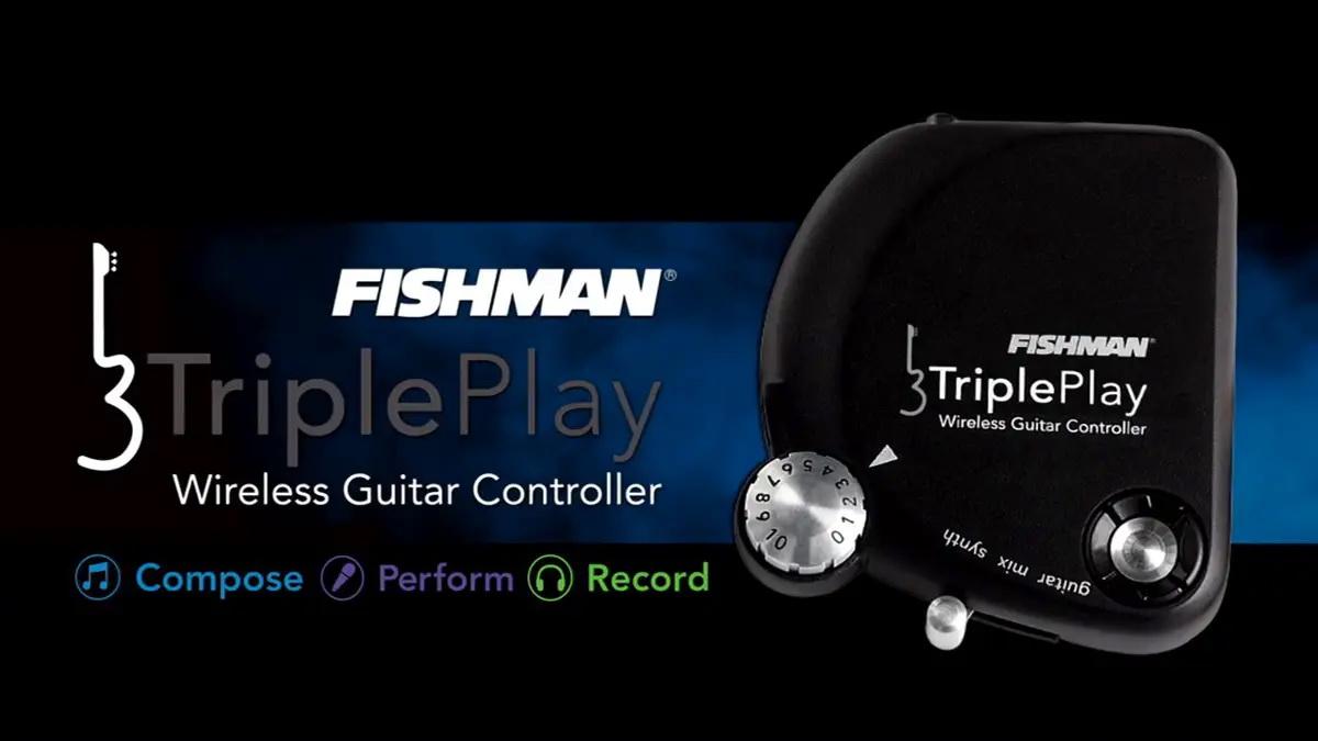 Fishman Triple Play