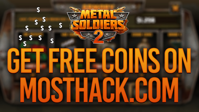 Image currently unavailable. Go to www.generator.mosthack.com and choose Metal Soldiers 2 image, you will be redirect to Metal Soldiers 2 Generator site.