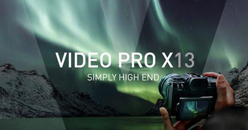 MAGIX Video Pro X13 v19.0.1.106 (x64)