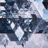Cubatron Cobalt 01a by teundenouden EZ