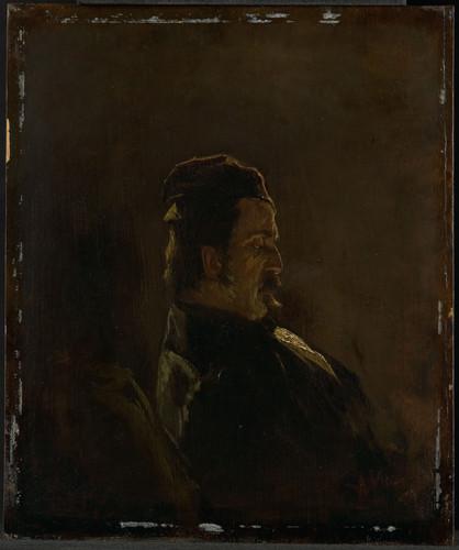 Mauve, Anton Pieter Frederik van Os (1808 92). Художник, 1855, 20,8 cm х 17,4 cm, Бумага на панели,