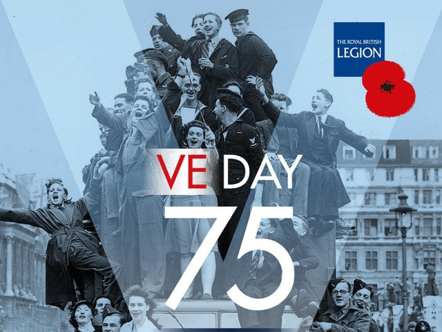 75 Years VE day