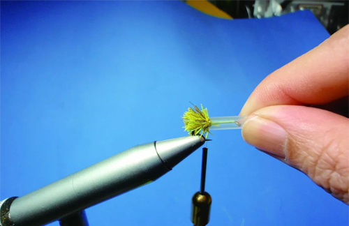 2 simple methods about fly fishing knots leader to fly line.jpg