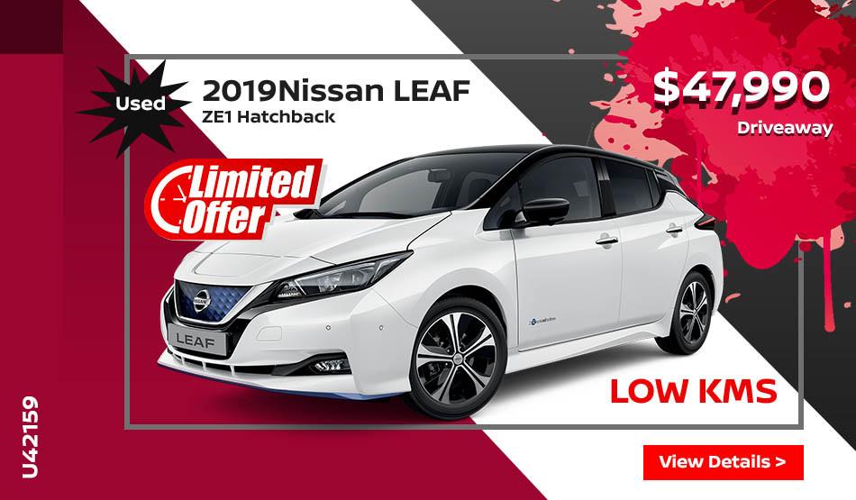 Nissan leaf 3