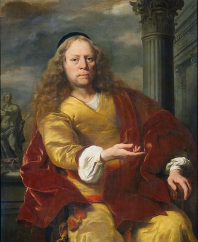 Bol, Ferdinand Портрет мужчины, 1663, 124 cm х 100 cm, Холст, масло