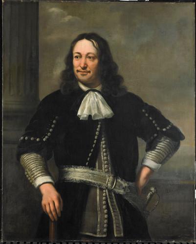Bol, Ferdinand Портрет капитана дальнего плавания, 1667, 116,5 cm x 93,5 cm, Холст, масло