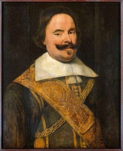 Berckman, Hendrick (копия) Michiel Adriaensz de Ruyter (1607 76), Вице адмирал, 1893, 66 cm х 54 cm,