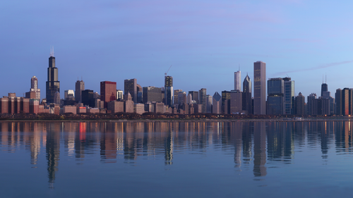 Chicago at Sunrise by Daniel Schwen (16 9).png