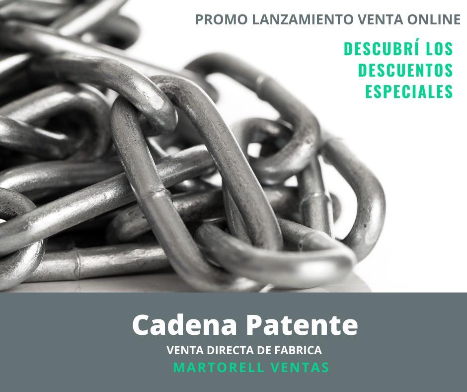 Cadena Patente
