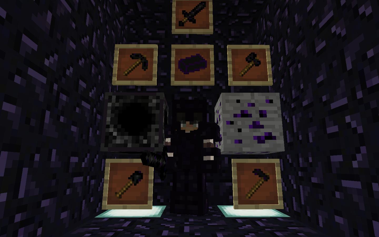 Obsidian Set