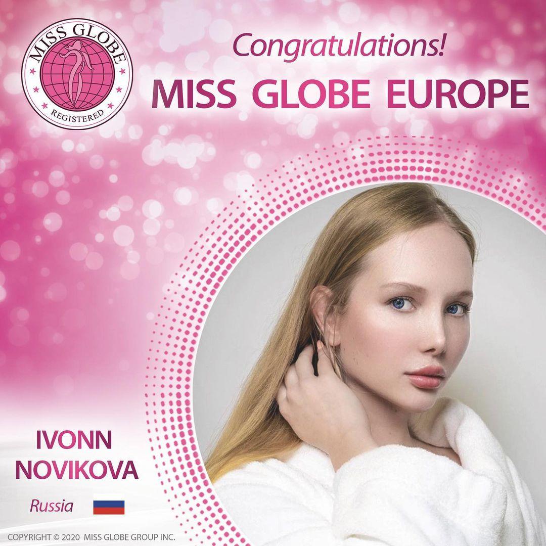 peru vence miss globe 2020. K1sDqg