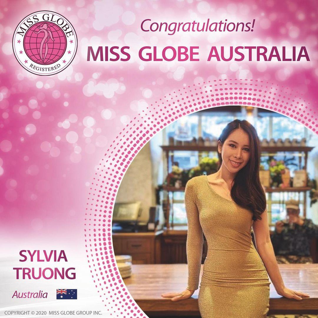 peru vence miss globe 2020. K1sQX1