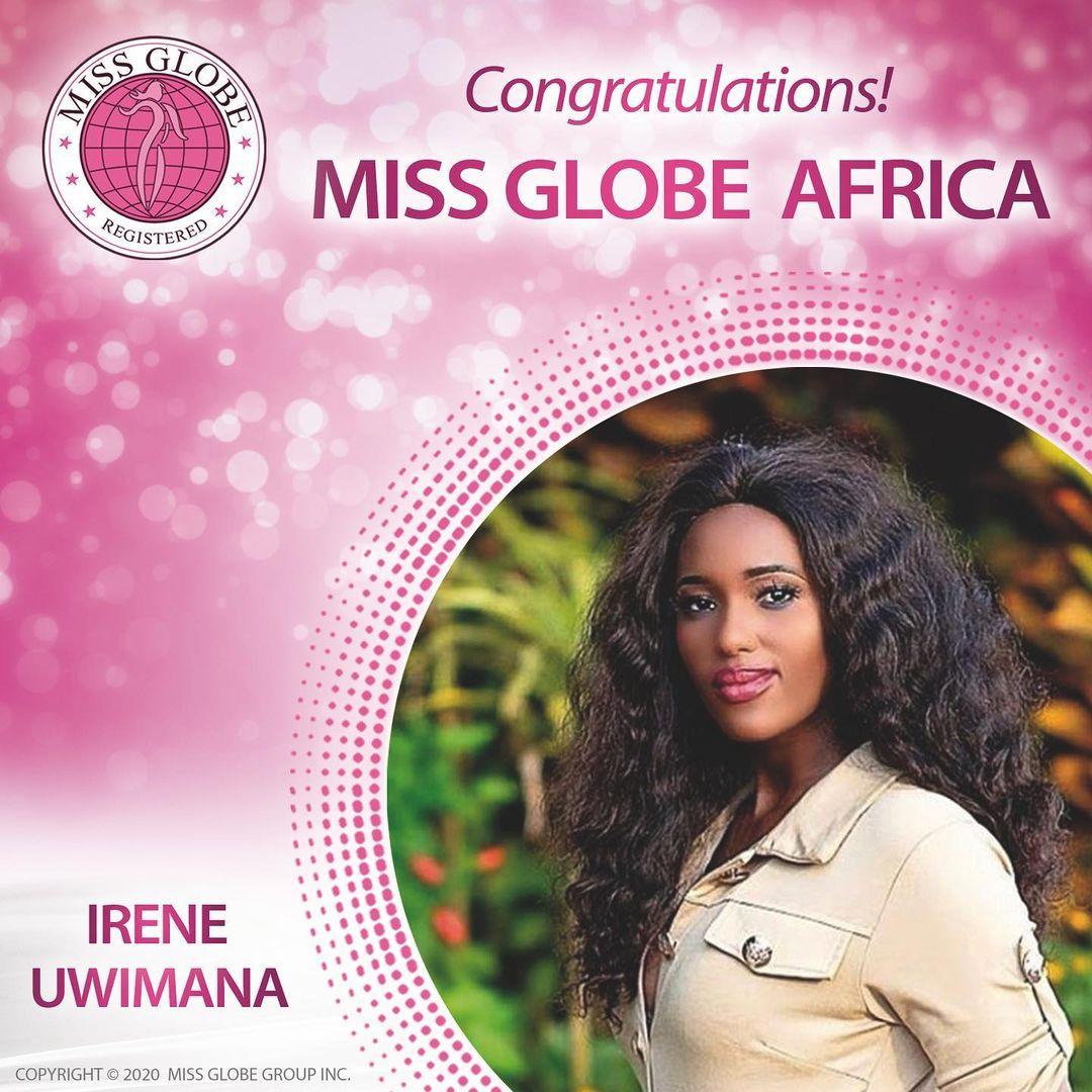 peru vence miss globe 2020. K1simB