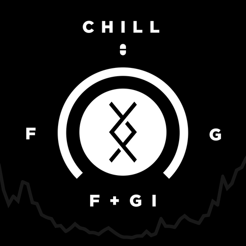DRC Fear and Greed Index - Chill Pill - By Cryptographr