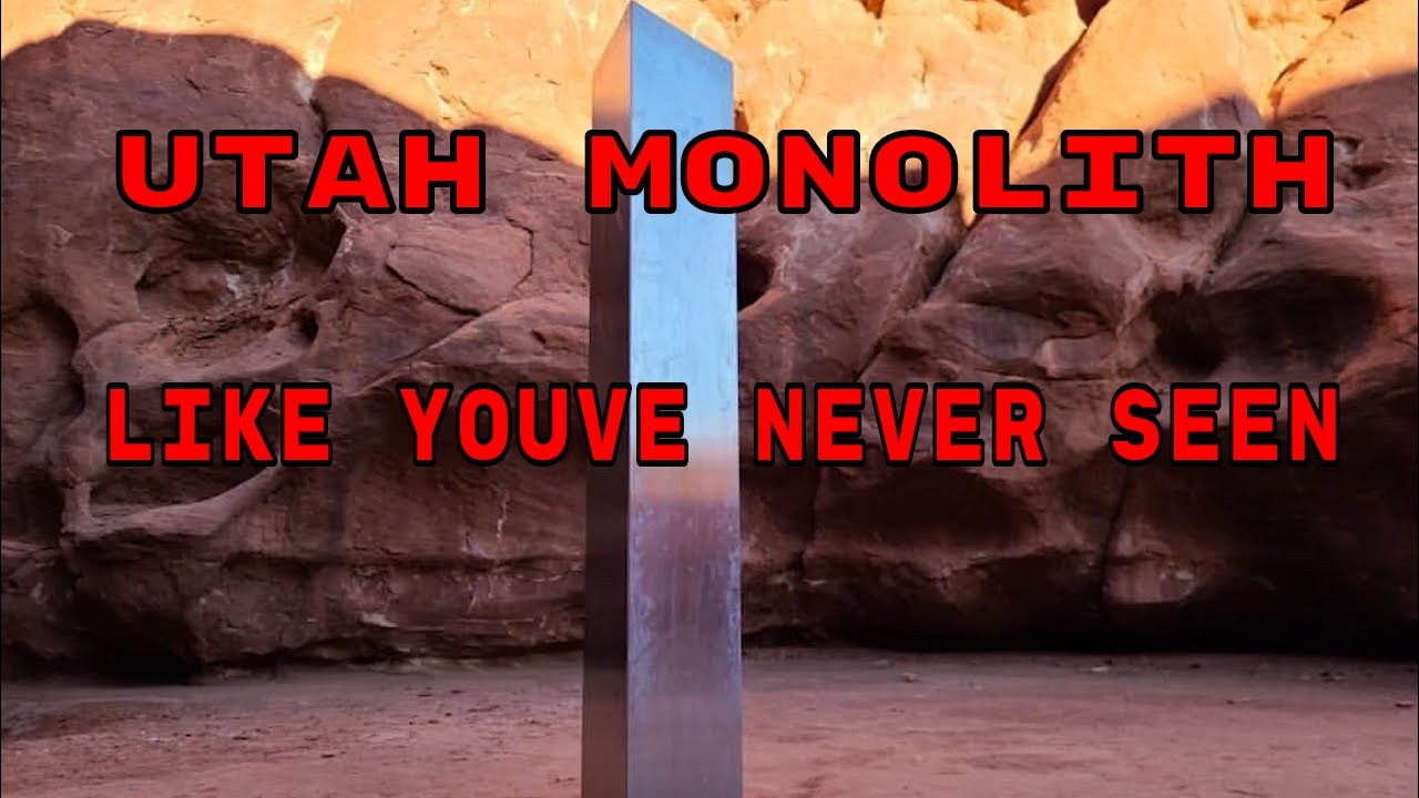 RichieFromBoston (12/3/2020): 'Utah Monolith' — What Everyone Else Failed to Tell or Show You!
