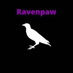 ravenpaw s symbol by christine347 deb8k1r 250t