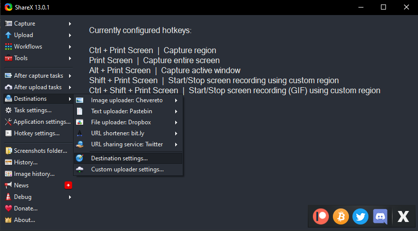 freeimage.host sharex settings